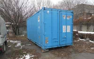 Аренда 3, 5, 20 тонных контейнеров - Новочеркасск