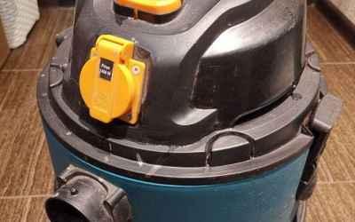 Аренда строительного пылесоса Bort BSS-1220-PRO 20 - Аксай