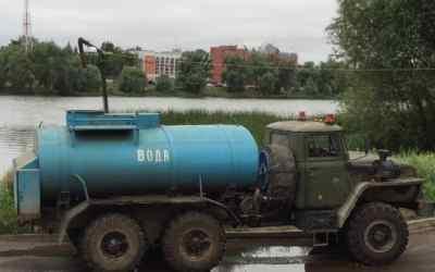 Водовоз. Привезем воду без выходных - Ростов-на-Дону, цены, предложения специалистов