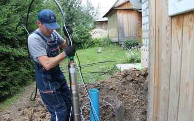 Бурим скважины на воду - Гуково, цены, предложения специалистов