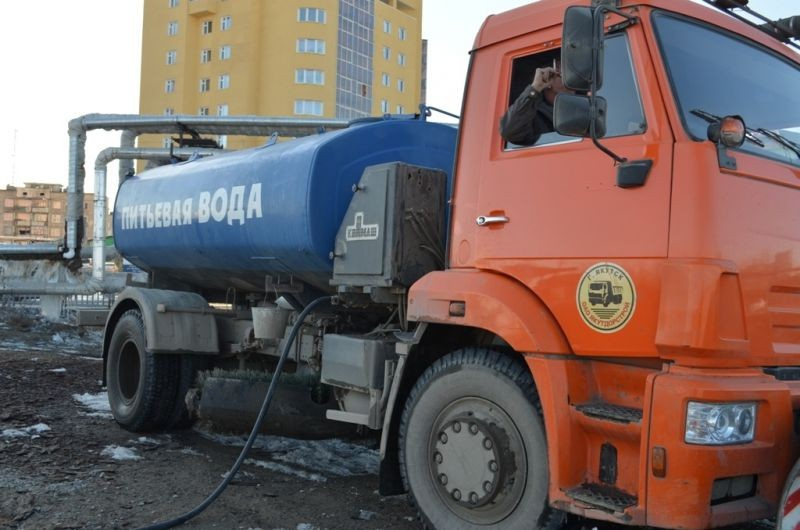 Аренда ВОДОВОЗА - Батайск