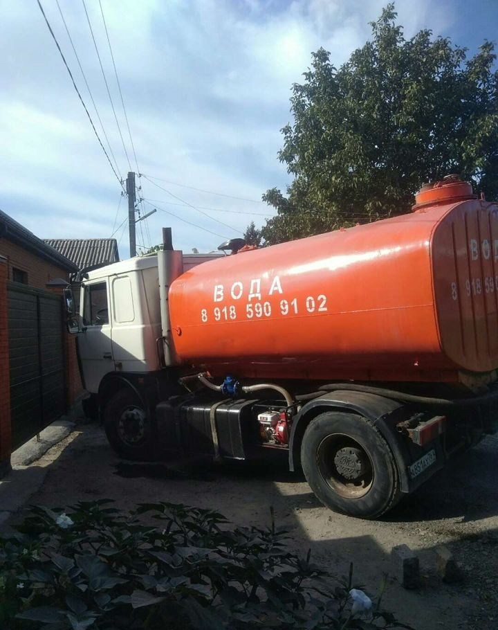 Доставка питьевой воды водовозом без выходных - Ростов-на-Дону, цены, предложения специалистов