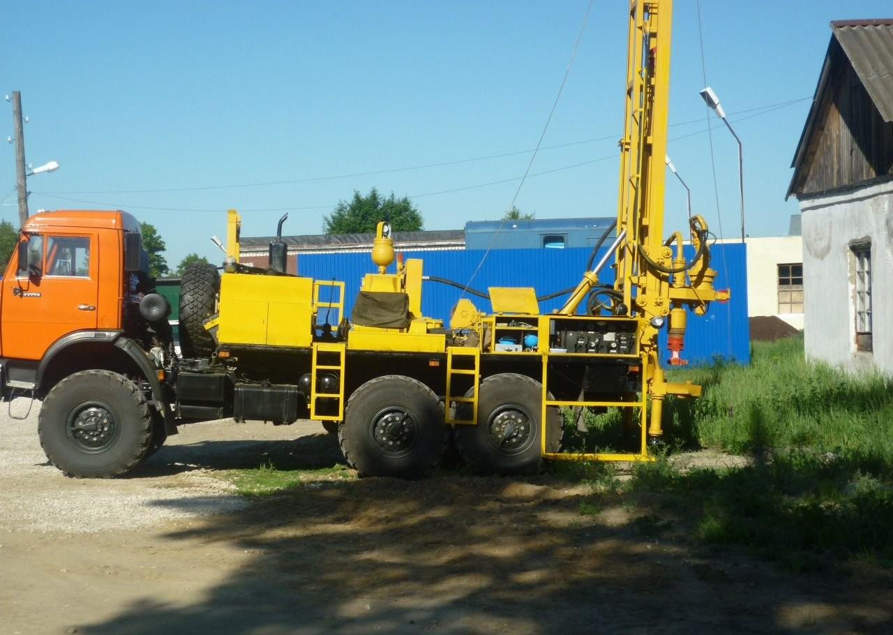 Бурим скважины на воду - Донской, цены, предложения специалистов