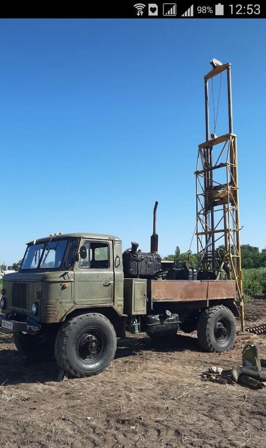Бурим скважины на воду - Ростов-на-Дону, цены, предложения специалистов